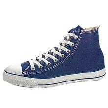 Converse Chuck Taylor All Star Core Hi, Unisex Sneaker Aus Stoff für Erwachsene, Blau - Blau (Hellblau) - Größe: 40 EU