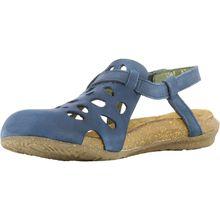 EL NATURALISTA WAKATAUA Klassische Sandalen dunkelblau Damen