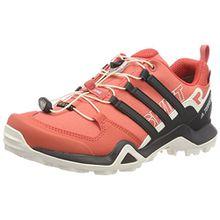 adidas Damen Terrex Swift R2 GTX Trekking-& Wanderhalbschuhe, Orange (Esctra/Carbon/Blatiz 000), 37 1/3 EU