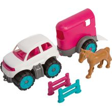 BIG-PW Mini Ponytransporter-Set