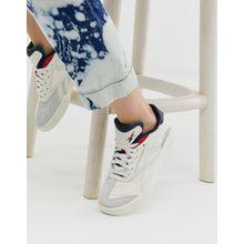 Reebok – Workout Recrafted – Sneaker-Mehrfarbig