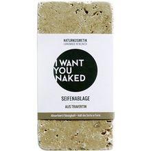 I Want You Naked Pflege Körperpflege Seifenablage 1 Stk.