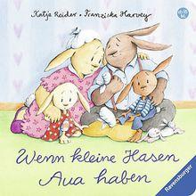 Buch - Wenn kleine Hasen Aua haben