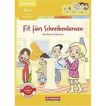 Buch - Die 4 Entdecker-Freunde: Fit fürs Schreibenlernen - sicher mit dem Stift (Vorschule)  Kinder