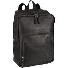 Strellson Laptoprucksack Upminster BackPack MVZ Black