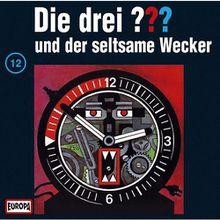 CD Die Drei ??? 012/und der seltsame Wecker Hörbuch
