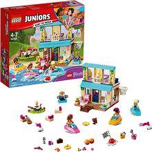 LEGO 10763 Juniors: Stephanies Haus am See