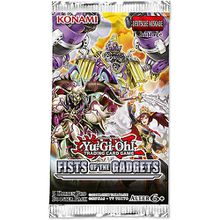 Yu-Gi-Oh Fist of the Gadgets Booster