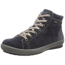 Legero Tanaro, Damen Hohe Sneakers, Blau (Denim 82), 37 EU (4 Damen UK)