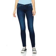 Gas Jeans Damen Skinny Jeans Sumatra, Blu (Wd38), W31
