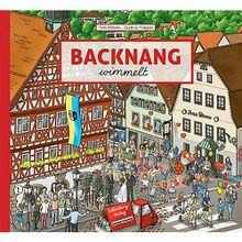 Buch - Backnang wimmelt