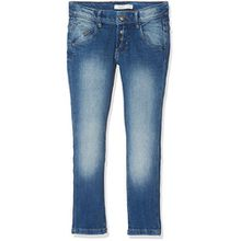 NAME IT Jungen Jeans Nittalk Reg/Slim Dnm Pant Nmt Noos, Blau (Medium Blue Denim), 152