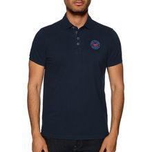 New Zealand Auckland Poloshirt in blau für Herren