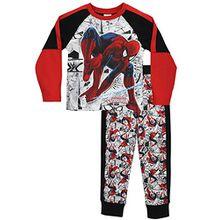 Spider-Man Jungen Spiderman Schlafanzug 98