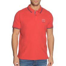 Milano Poloshirt in rot für Herren