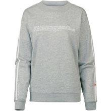 Calvin Klein Sweatshirt Sweatshirts grau Damen