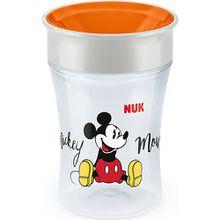 Trinkbecher magic cup, Mickey Maus, 230 ml, orange