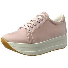 Vagabond Damen Casey Sneakers, Pink (Powder Pink), 37 EU (4 UK)