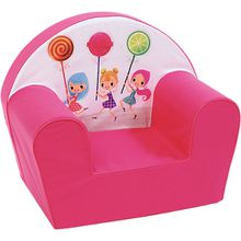 Mini-Sessel Lollipop, pink