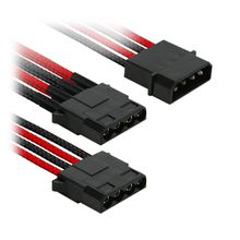 NANOXIA Kabel »3 x 4-Pin Molex-Adapter«