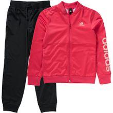 ADIDAS PERFORMANCE Trainingsanzug pink / schwarz