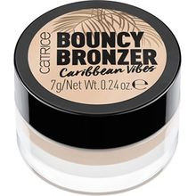 Catrice Teint Bronzer Bouncy Bronzer Caribbean Vibes Nr. 010 Aruba Vibes 7 g