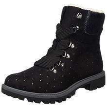 Tamaris Damen 26721 Combat Boots, Schwarz (Black), 38 EU
