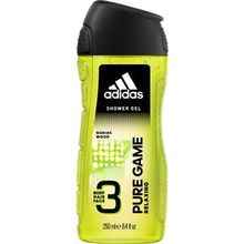 adidas Herrendüfte Pure Game Shower Gel 250 ml