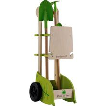 EverEarth® Kinder-Gartenset »Gartentrolley«