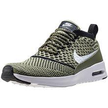 Nike Damen Schuhe / Sneaker Air Max Thea Ultra Flyknit grün 41