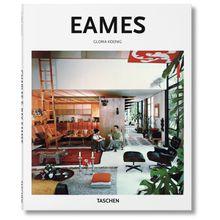 TASCHEN Deutschland TASCHEN Verlag - Eames (Kleine Reihe 2.0)