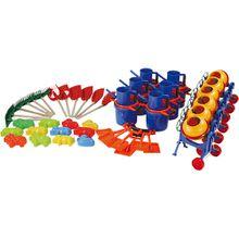 Kindergarten Sand- und Spielset, 54tlg.