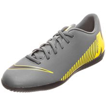 Nike Performance Mercurial VaporX XII Club Indoor Fußballschuh Herren dunkelgrau Herren
