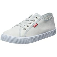 Levi's Damen Malibu Sneakers, Grau (Smog), 41 EU