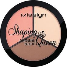 Misslyn Teint Make-up Shaping Queen Contouring Palette 13 g