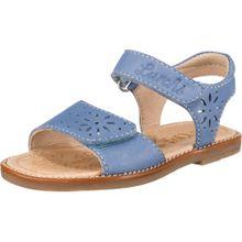 LURCHI Sandalen für Mädchen WMS-Weite M blau