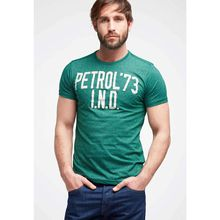 Petrol Industries T-Shirt grün Herren