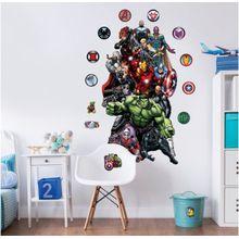 Walltastic Wandsticker Avengers XXL