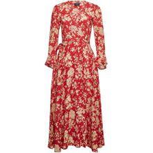 Polo Ralph Lauren Bedrucktes Wickelkleid