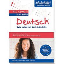 Buch - XXL-Lernbuch Deutsch 9./10. Klasse