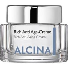 Alcina Kosmetik Trockene Haut Rich Anti Age Cream 50 ml