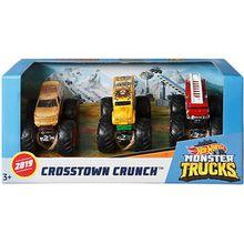 Hot Wheels Monster Trucks 1:64 Die-Cast 3er-Pack #3