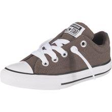 CONVERSE Sneakers 'Ctas Street' taupe / schwarz / weiß