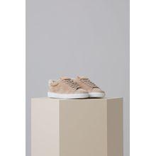 CLOSED Sneaker mit Lammfell honey