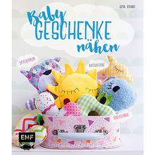 Buch - Babygeschenke nähen