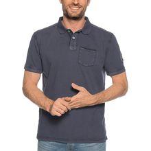 Tom Tailor Poloshirt in blau für Herren