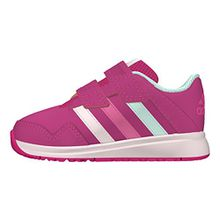 adidas Unisex Baby Snice 4 CF I Sneaker, Rosa (Rosfue/Rolhal/Verhie), 20 EU