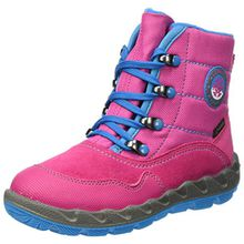 Superfit Mädchen Icebird Schneestiefel, Pink (Pink Kombi), 26 EU