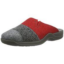 Rohde Vaasa-D, Damen Pantoffeln, Grau (Grau 80), 39 EU