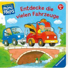 Ravensburger ministeps® Entdecke die vielen Fahrzeuge